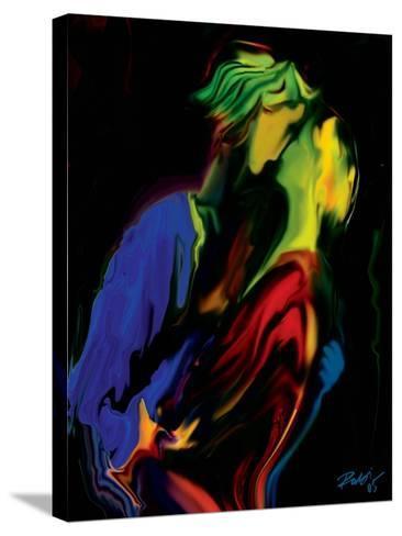 Slow Dance-Rabi Khan-Stretched Canvas Print