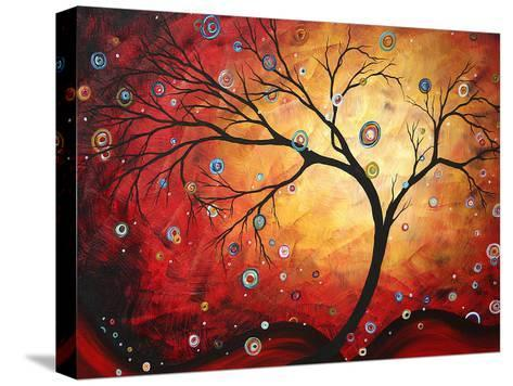 Red Halo-Megan Aroon Duncanson-Stretched Canvas Print