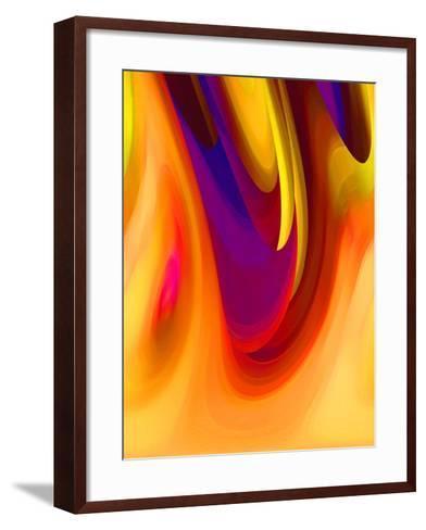 In Living Color Ruth Palmer Framed Art Print
