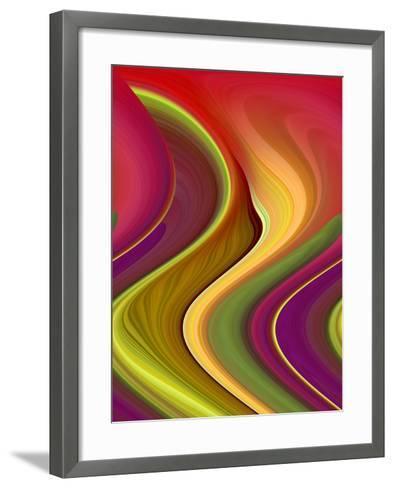 Oomph One-Ruth Palmer-Framed Art Print