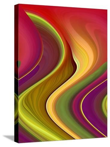 Oomph One-Ruth Palmer-Stretched Canvas Print