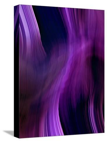 Deep Purple Mist-Ruth Palmer-Stretched Canvas Print