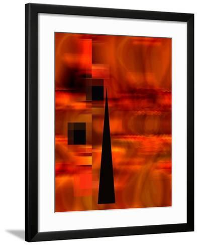 Slow It Down Two-Ruth Palmer-Framed Art Print