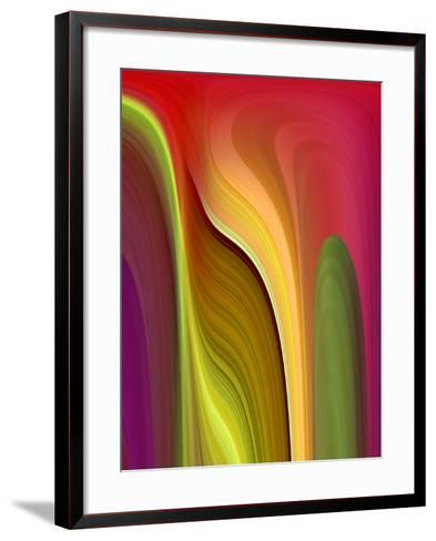 Oomph Two-Ruth Palmer-Framed Art Print