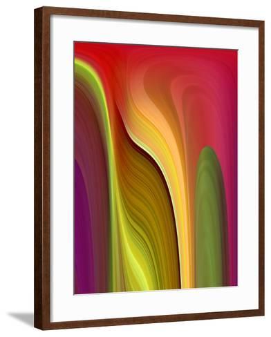 Oomph Two-Ruth Palmer-Framed Art Print