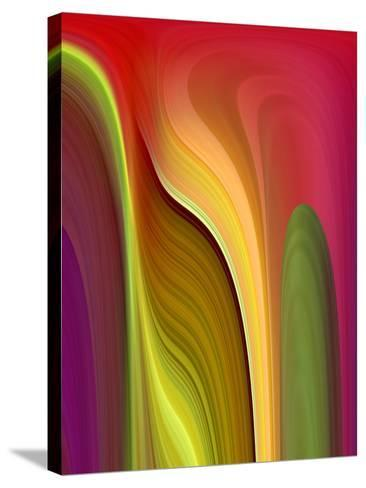 Oomph Two-Ruth Palmer-Stretched Canvas Print