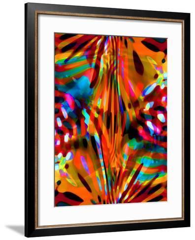 Overjoyed-Ruth Palmer-Framed Art Print