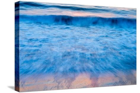 Pacific Tide-Steve Gadomski-Stretched Canvas Print