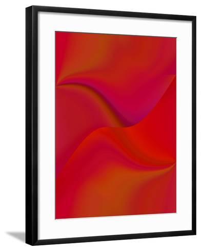 Parting Ways II-Ruth Palmer-Framed Art Print