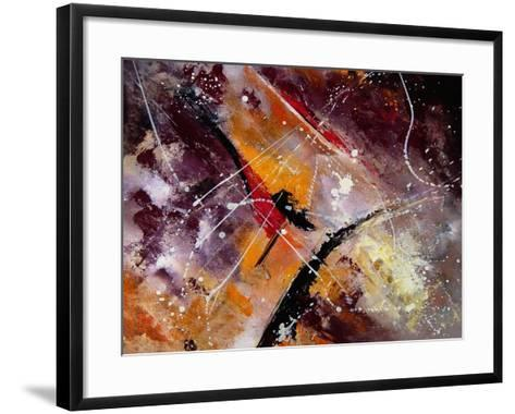 Abstract 45 Gen-Pol Ledent-Framed Art Print