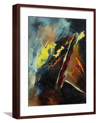 Abstract 03062-Pol Ledent-Framed Art Print