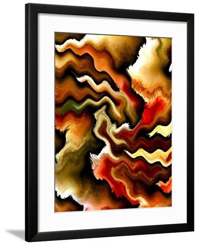 Opulent Color-Ruth Palmer-Framed Art Print