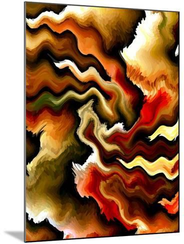 Opulent Color-Ruth Palmer-Mounted Art Print