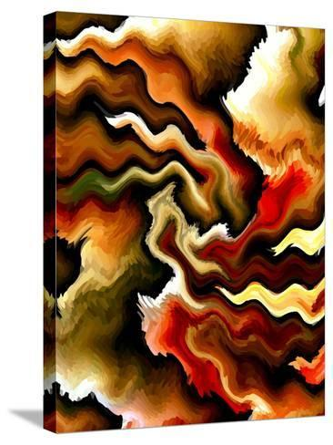 Opulent Color-Ruth Palmer-Stretched Canvas Print