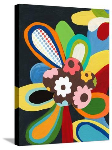Power Pop Three-Jan Weiss-Stretched Canvas Print