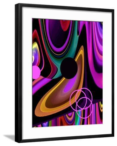 Topsy Turvy One-Ruth Palmer-Framed Art Print