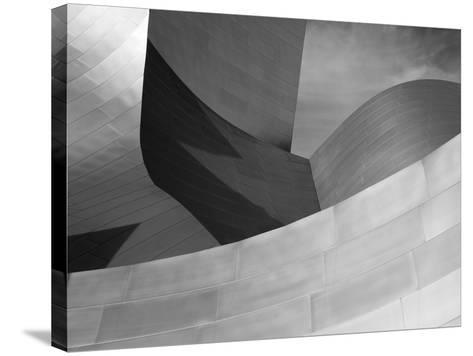 Urban Dunes 6-John Gusky-Stretched Canvas Print