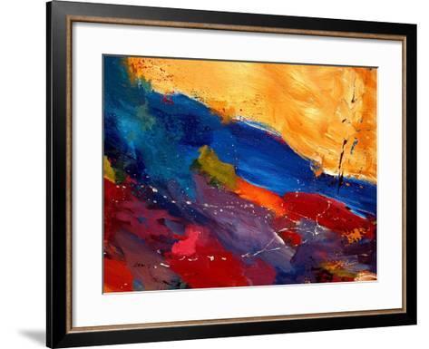 Present In Spirit-Ruth Palmer-Framed Art Print