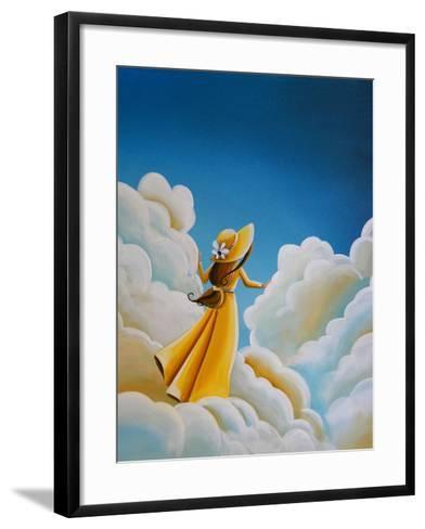 Here Comes the Sun-Cindy Thornton-Framed Art Print
