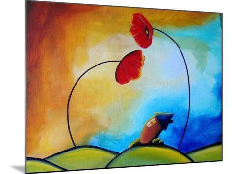Hello-Cindy Thornton-Mounted Art Print