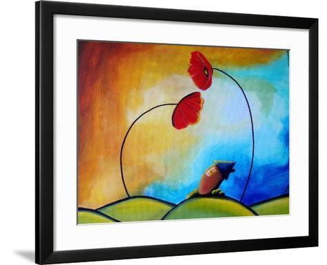 Hello-Cindy Thornton-Framed Art Print