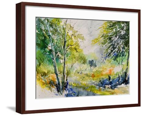 Watercolor 414061-Pol Ledent-Framed Art Print