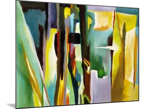 Abstract Variation-Hyunah Kim-Mounted Art Print
