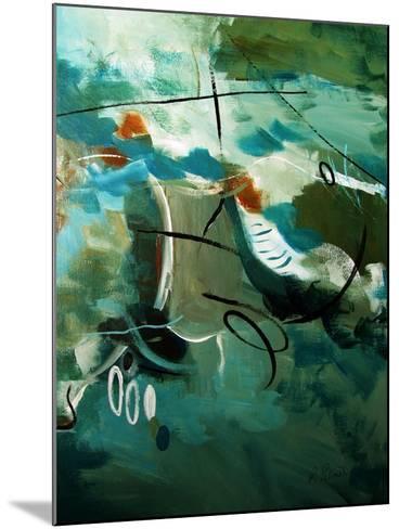 Over Land And Sea II-Ruth Palmer-Mounted Art Print