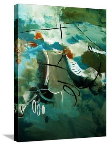 Over Land And Sea II-Ruth Palmer-Stretched Canvas Print