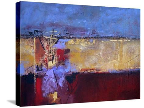 Banded-Ruth Palmer-Stretched Canvas Print