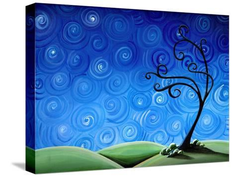 After Midnight-Cindy Thornton-Stretched Canvas Print
