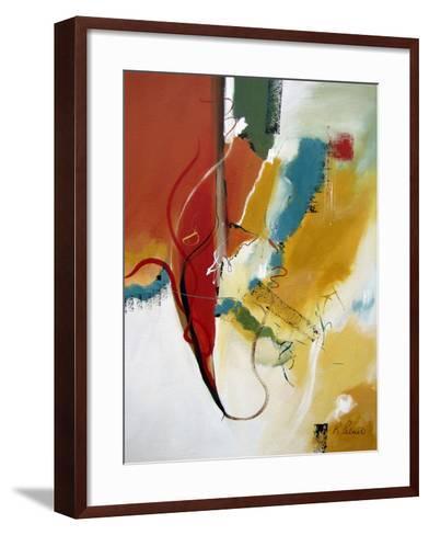 Redemption-Ruth Palmer-Framed Art Print