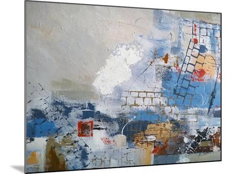 Breaking Down The Walls-Ruth Palmer-Mounted Art Print