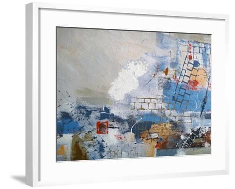 Breaking Down The Walls-Ruth Palmer-Framed Art Print