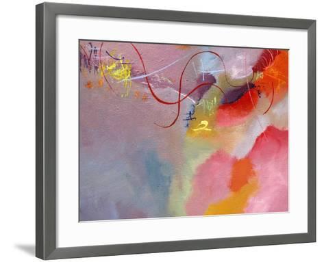 Dancing Breeze-Ruth Palmer-Framed Art Print
