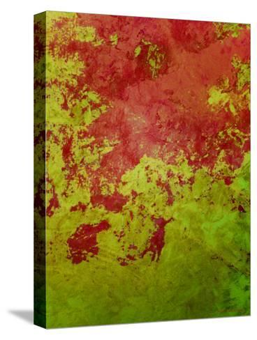 Abstract 304-Herb Dickinson-Stretched Canvas Print