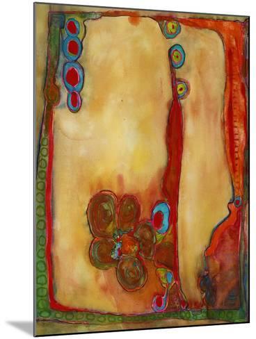 Abstract Original Art Contemporary Print-Blenda Tyvoll-Mounted Art Print