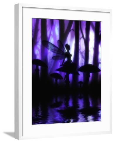 Hidden Realm-Julie Fain-Framed Art Print