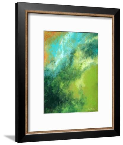 Hawiian Morning-Herb Dickinson-Framed Art Print