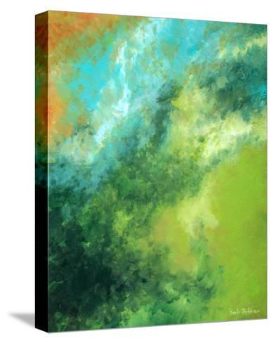 Hawiian Morning-Herb Dickinson-Stretched Canvas Print