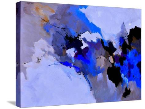 Abstract 1877-Pol Ledent-Stretched Canvas Print