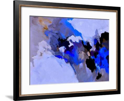 Abstract 1877-Pol Ledent-Framed Art Print