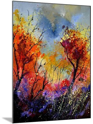 Autumn 453180-Pol Ledent-Mounted Art Print
