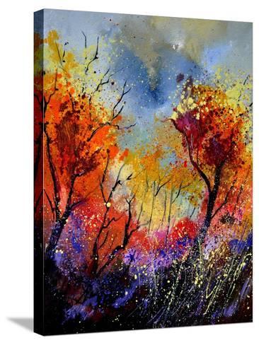 Autumn 453180-Pol Ledent-Stretched Canvas Print