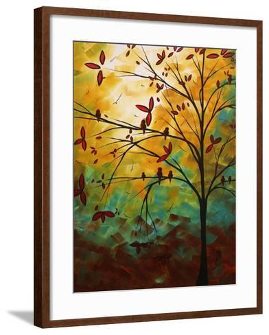 Bird Haven-Megan Aroon Duncanson-Framed Art Print