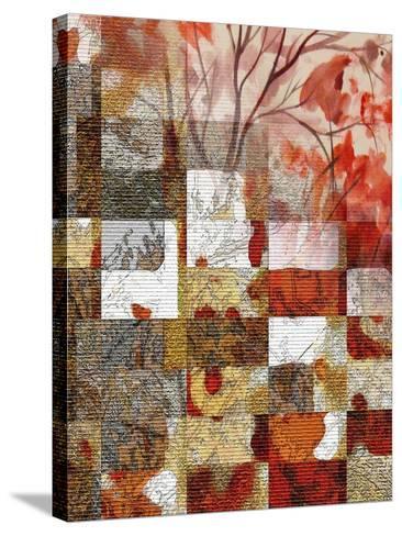 Seasons Mingle II-Ruth Palmer-Stretched Canvas Print