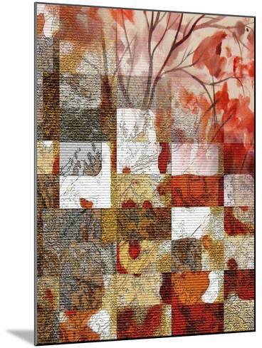 Seasons Mingle II-Ruth Palmer-Mounted Art Print