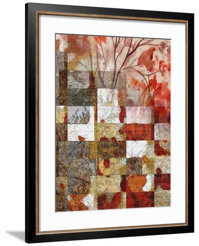 Seasons Mingle II-Ruth Palmer-Framed Art Print