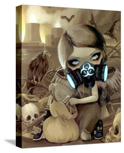 Scavengers-Jasmine Becket-Griffith-Stretched Canvas Print