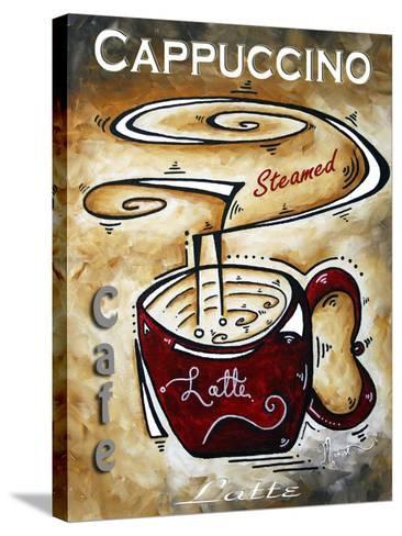 Cafe Latte-Megan Aroon Duncanson-Stretched Canvas Print